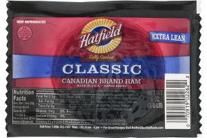 Hatfield Classic Canadian Brand Ham Extra Lean