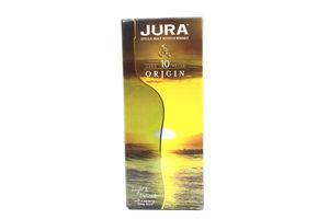 Виски 0.7л 40% 10лет Jura к/у