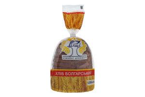 Хлеб половинка в нарезке Болгарский Рома м/у 0.3кг