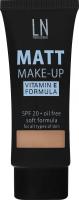 LN тональний крем Matt Make-Up 02