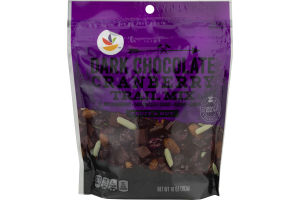 Ahold Fruit & Nut Trail Mix Dark Chocolate Cranberry