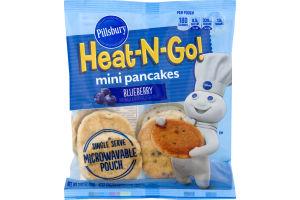 Pillsbury Heat-N-Go! Mini Pancakes Blueberry