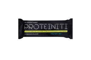 Батончик протеиновый Карамельный Proteiniti м/у 40г