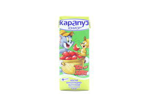 Нектар Карапуз Юниор виноградно-яблочный витамин т/п 200мл