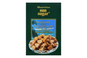 Сахар кубиками коричневый Sun sugar Mauritius к/у 500г