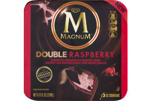 Magnum Double Raspberry Ice Cream Bars - 3 CT