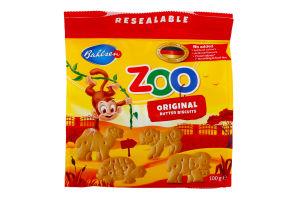 Печенье Zoo масляное Bahlsen Leibniz м/у 100г