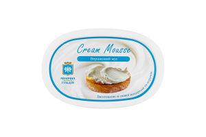 Сир 60% плавлений пастоподібний Вершковий мус Молочна гільдія п/у 130г