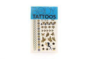 Тату-стикер Body Tattoos Wibo