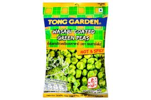 Горох зелений смажений з васабі Tong Garden м/у 50г