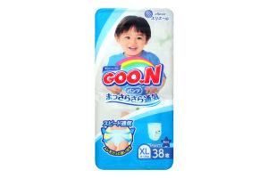 Трусики-підгузники Goo.N для хлопчиків 12-20 кг розмір Big XL 753714