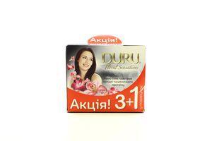 Мило Duru Floral Sensations Орхідея та молочний протеїн 3+1 270г