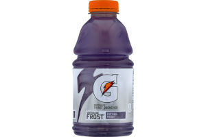 Gatorade G Thirst Quencher Frost Riptide Rush