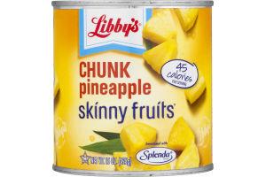 Libby's Chunk Pineapple Skinny Fruits