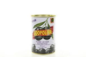 Маслины с косточкой Coopoliva ж/б 405г