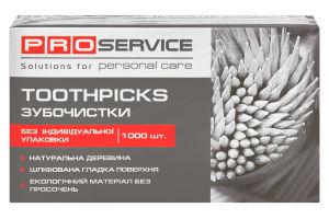 Зубочистки PRO service