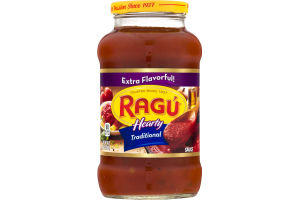 Ragu Hearty Traditional Sauce