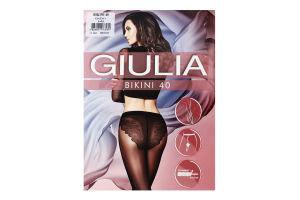 Колготки жіночі Giulia Bikini 40den 3-M daino