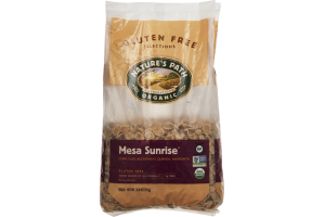 Nature's Path Organic Gluten Free Selections Cereal Mesa Sunrise