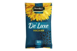 Насіння соняшника смажене De`Luxe Bondiaf м/у 150г