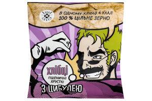 Хлібці Пшеничні з цибулею Pop Snack 30г