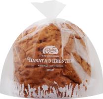 Хліб Чіабата з цибулею Скиба м/у 300г