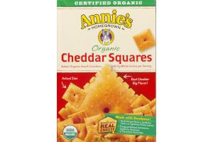 Annie's Homegrown Organic Cheddar Squares