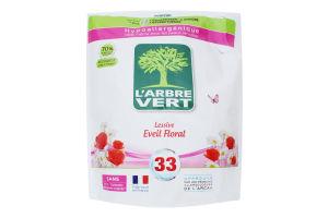 Средство жидкое для стирки универсальное Eveil Floral L'arbre Vert 1.5л
