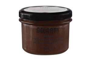 Мороженое Бурбон с черным шоколадом и вяленой клюквой Gelarty с/б 235мл