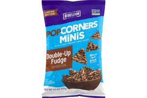 PopCorners Minis Corn Chips Double-Up Fudge