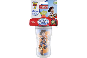 Playtex Disney Pixar Toy Story 3 Twist 'n Click Insulated Cup