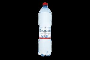Вода мінеральна сильногазована Куяльник п/пл 1.5л
