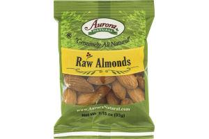 Aurora Natural Raw Almonds