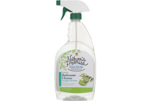 Nature's Promise Bathroom Cleaner Eucalyptus Aloe Scent