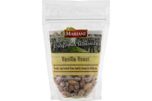 Mariani California Almonds Vanilla Roast