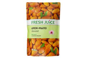 Крем-мыло жидкое Almond Fresh Juice 460мл