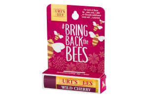 Burt's Bees Moisturizing Lip Balm Wild Chery