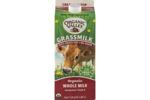 Organic Valley Grassmilk Whole Milk