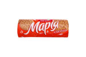 Печенье затяжное Мария классическая Yarych м/у 160г