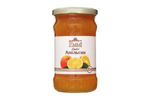 Джем пастеризованный Апельсиновый Emmi с/б 375г
