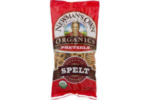 Newman's Own Organics Pretzels Spelt