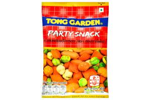 Мікс смажених бобових Party Snack Tong Garden м/у 40г
