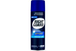 Right Guard Sport Powder Dry Antiperspirant