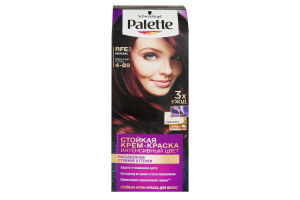 Крем-краска для волос Баклажан №RFE3 Palette