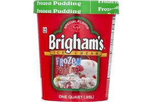Brigham's Ice Cream Frozen Pudding