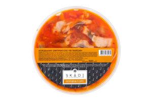 Сельдь Skadi филе-кусочки в соусе по-итальянски