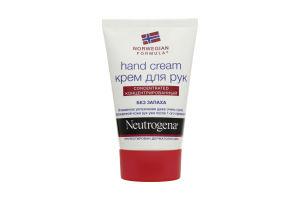 Крем для рук без запаху концентрований Norwegian Formula Neutrogena 50мл