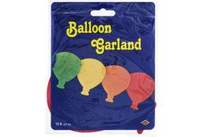 Beistle Balloon Garland