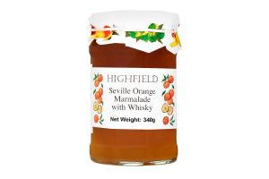 Мармелад Highfield Preserves АпелСевиль с виски