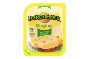 Сыр 45% твердый Original Leerdammer п/у 100г